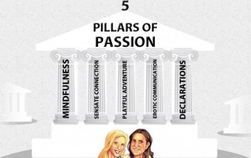 The 5 Pillars Of Passion