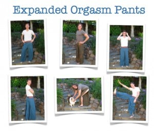 Expanded Orgasm Pants