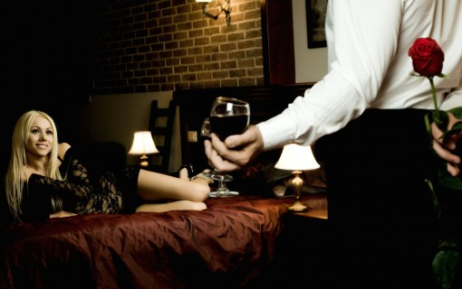"Romantic Date Night Ideas ""Menu"""