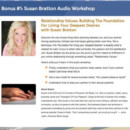 Building The Foundation For Living Your Deepest Desires With Susan Bratton