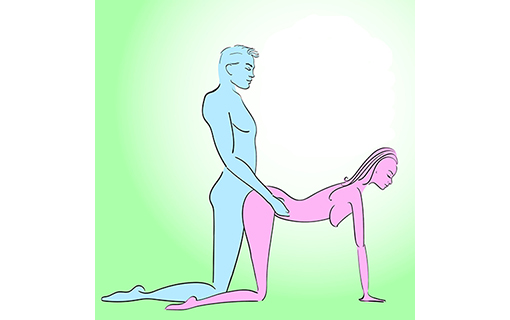 Stamina Sex Positions #3 Of 4 for Lasting Longer