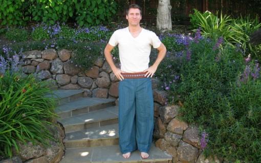 Expanded Orgasm Pants For Men