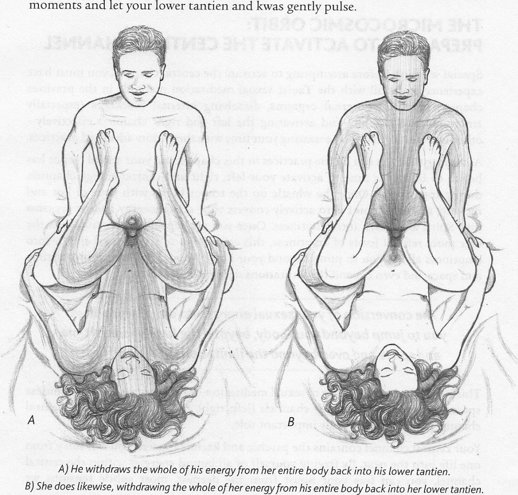 Taoist Sexual Meditation Bruce Frantzis-1