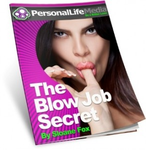 The Blow Job Secret
