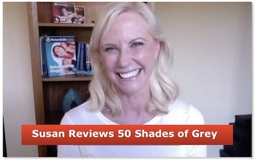 50 Shades Of Grey Movie Review By Susan Bratton