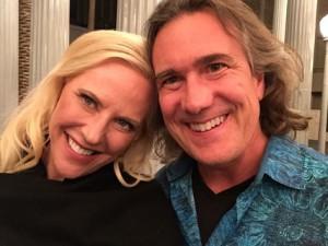 Susan and Tim Bratton