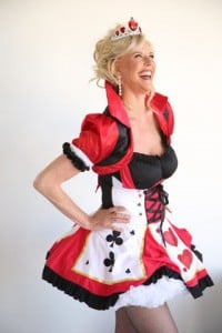 Susan Queen Of Hearts