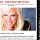 Wild Riotous Sex Tonight (Listen Now)