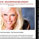 Wild Riotous Sex Tonight (Listen Now)