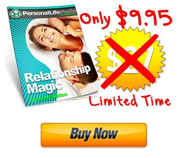 Relationship magic - 4 core relationship values