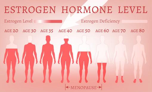 estrogen hornome level