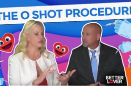 The Orgasm Shot Procedure aka the 'O Shot'