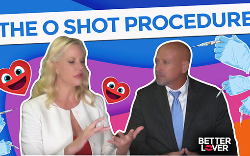 The Orgasm Shot Procedure aka the 'O Shot'