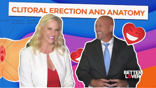 Clitoral Erection And Anatomy (VIDEO)