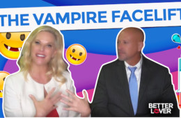 The Vampire Facelift and Vampire Breast Lift