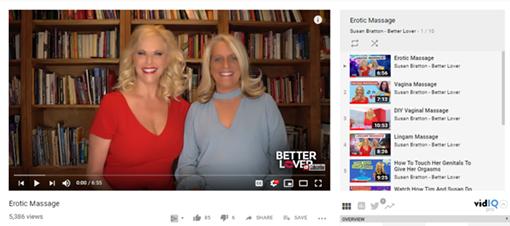 erotic massage videos