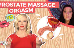 Prostate Massage Health Benefits (VIDEO)