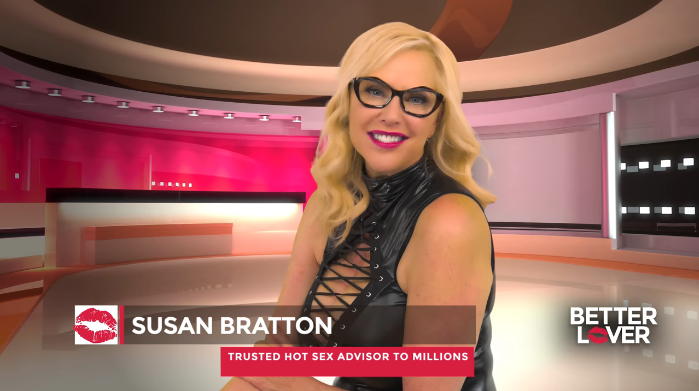 Susan Bratton Better Lover - My Personal Story Of Why I Became A Sex Expert SS