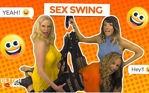 Sex Swing For Lovers (VIDEO)