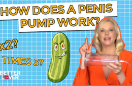 Watch The Demonstration of How To Use A Penis Pump (VIDEO)