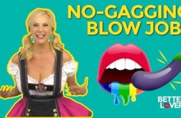 How To Deep Throat Without Gagging