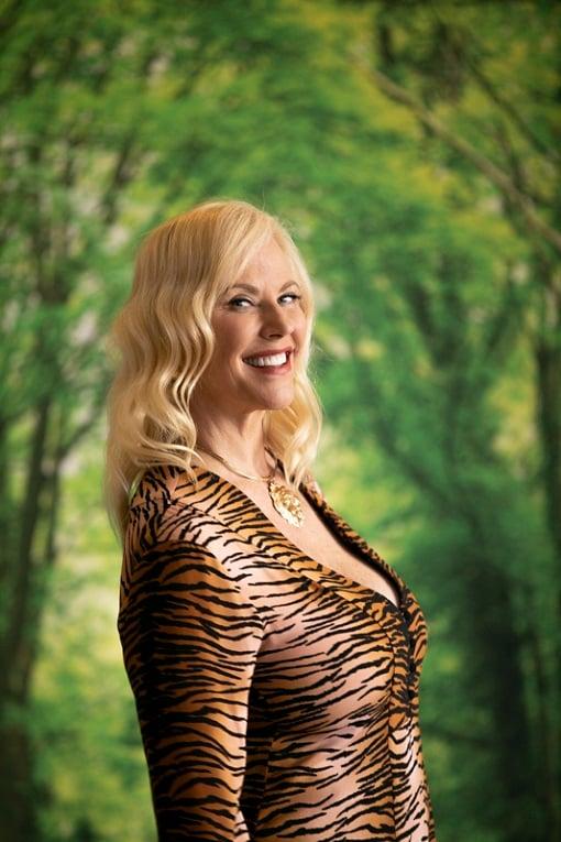 Susan Bratton Tigress
