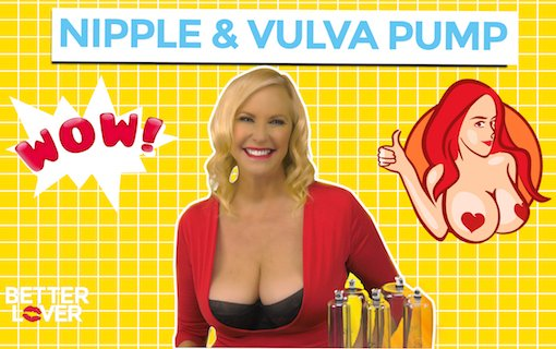 What is a Vulva Pump?