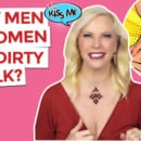 Masculine Feminine Dirty Talk Tips (VIDEO)