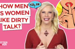 Masculine Feminine Dirty Talk Tips (VIDEO)