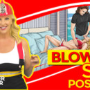 Oral Sex Positions: Blow Job Position With Vibrator