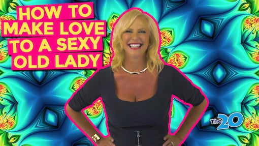 How A Man Can Make Love To A Sexy Old Lady